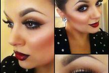 Ballroom Makeup Inspiration / by Premier Ballroom