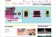 Tourisme Outaouais / Tourisme Outaouais est un organisme à but non-lucratif privé, étant reconnu comme l'interlocuteur régional en matière de tourisme. Il est maître d'œuvre de la concertation régionale, de l'accueil, de l'information, de la promotion et du développement touristique. Depuis plus de 30 ans, Tourisme Outaouais entretient un partenariat avec ses membres lui permettant de guider l'industrie touristique dans le développement de l'offre régionale. Tonik Web Studio est fière d'avoir conçu leurs site web!