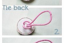 para cabelos- / como armazenar os tic-tac-elasticos