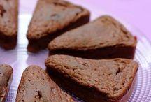 gâteaux au chocolat allégé
