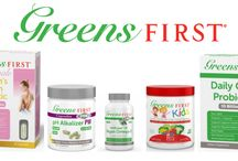 Greens first offered by Nutritional Institute
