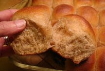 Bread & Rolls / by Devony Wilson