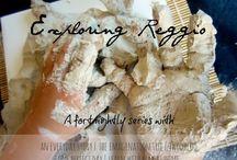 Reggio Inspired exploration