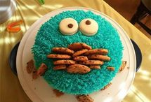 Desserts / Gros cookie monster