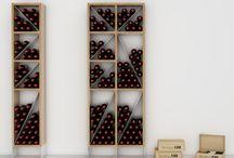 Wine / Tutto per il wine: novità d'arredo in legno massello
