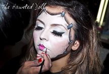 Halloween Makeup / Create a dramatic look this halloween with some of these amazing makeup looks