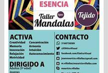 Mandalas / by El Ático Casa de Artes y Oficios