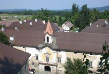 Bistra Castle and the Slovene Technical Museum / The Slovene Technical Museum is housed in a former Carthusian Monastery.