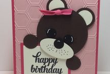Greeting cards for Birthday girls
