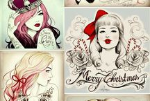 Tatuajes de pin up