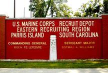 Paris Island USMC