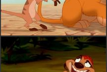 Timon the meerkat / Timon is my favorite character from Lion King especially Timon and Pumbaa