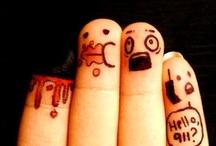 finger people / by Sadaf