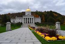 New England fall foliage trip / Group