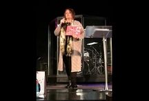 My YouTube Channel / Videos of my speaking engagements and messages