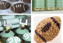 Football Parties  / I Love Football / by Lexie Simpson