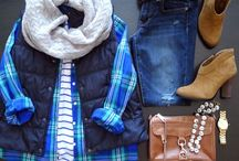Fall/Winter Style / by Tracey Gombold Bell