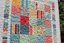 Mini baby quilts
