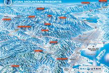 Trail Maps / by Ski Utah