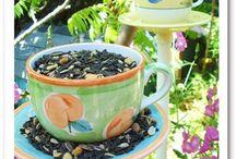 For my backyard / by Sue Ann Peete