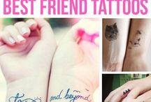 Small Tattoos <3 / by caroline falcon