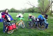 Family Bikepacking & Camping