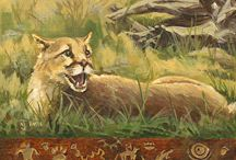 Wildlife Art Paintings by Artist Nancee Jean Busse / Wildlife Art Paintings by Artist Nancee Jean Busse