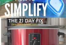 21 Day Fix/Shakeology