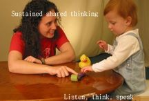 Role of the Early Years Practitioner / by Sarah Emerson