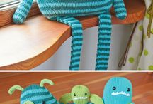 knitting for babies / by Cassandra Neace