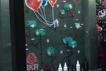 Parede Thalen / Ideias para o muro