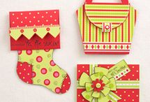 Cards: Gift Card Holders / Beautiful packaging for gift card giving!