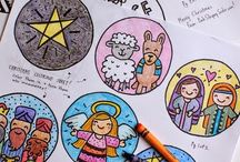 Colour It - Kids / Colouring pages and projects for kids / by Kate Hadfield
