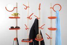 hanging shelving