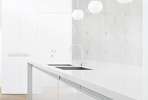 White Kitchen Fanatic / by Anrike Vd Walt