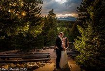 Colorado Mountain Ranch in Gold Hill Wedding PIctures / Wedding pictures from the Colorado Mountain Ranch in Gold Hill. Photography by Kent Meireis