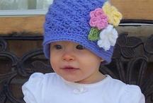 CROCHET (hats, scarves, mitts) / by Melissa Yerxa