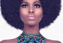 Beauty Exudes Beauty / Celebrates natural beauty of all races, ethnic background, & cultures. Beauty is colorless and definitive. / by Yvette Qtee