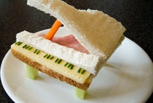 Creative and easy food ideas for kids