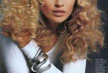 Daniela Pestova / Supermodel of the 90s