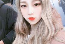 Korean girl for my wattpad  stories