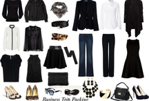 Business Trip Outfits / by Danielle Scott