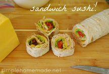 School lunches / by Carmel Feldman