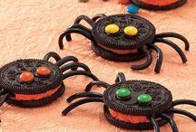 Bursdager/anledninger / Bursdager, Halloween og mat til andre anledninger/tema