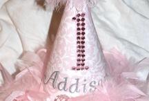 ViviAnne's First Birthday / by Barbie Cherrison