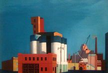 Precisionism and Industrial