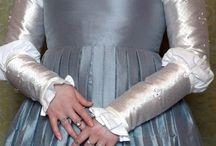 Средневековые костюмы, ренессанс / Medieval, renaissance costumes