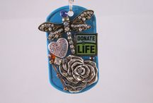Inspire Tags / One of a kind tags that help you remember and inspire the gift of life.  / by Donate Life Inspires