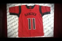 HOT 18$ Cheap replica Luke Hancock Jersey NCAA Basketball Louisville Cardinals Home Game Jersey Wholesale