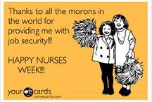 Being a nurse / by Brenda Van Der Kuur